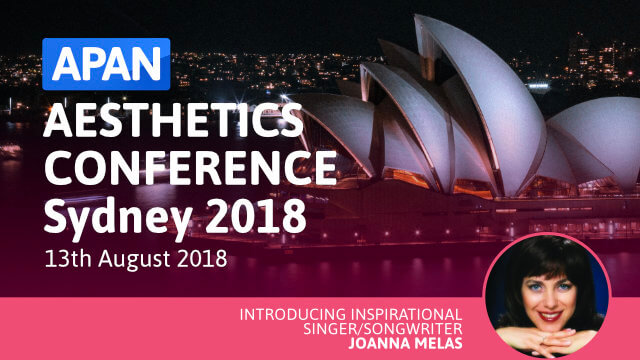 APAN Aesthetics Conference Sydney